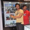 Bollywood actor Ranvijay promoted Casio watches at Oberoi Mall. .