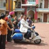 Cast of Ferrari Ki Sawaari On the Sets of Tarak Mehta Ka Ooltah Chasmah