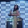 Bollywood actress Chitranghada Singh unveils the Latest Collection by Kohler at Mumbai, India