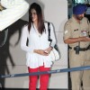 Bipasha Basu at International Airport leave for IIFA