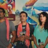 Anurag Kashyap, Manoj Bajpai and Richa Chadda at Music Launch of Gangs of Wasseypur
