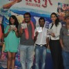 Manoj Bajpai, Richa Chadda,Anurag Kashyap, Nawazuddin Siddiqui at Music Launch of Gangs of Wasseypur