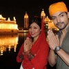 Gurmeet and Debina at Amritsar