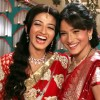Ankita Lokhande And Suhasi Dhami At Zee TV Diwali Celebration