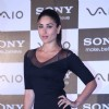 Bollywood actress Kareena Kapoor launches new range of Sony Vaio laptops at J W Marriott. .