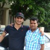 Sushant Singh Rajput With His Cousin