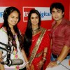 Prem and Simar in BIG FM studio