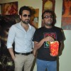 Dibakar Banerjee and Emraan Hashmi at 'Shanghai' film promotional event