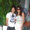 Shahid Kapoor and Priyanka Chopra promote 'Teri Meri Kahaani' at Cocoberry Store in Mumbai