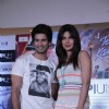 Shahid Kapoor and Priyanka Chopra at the launch of OPIUM Eye Wear at Oberoi Mall