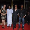 Sonakshi Sinha, Sanjay Leela Bhansali, Akshay Kumar and Prabhu Deva at Rowdy Rathore Success Party