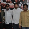 Yashpal Sharma, Abhishek Anand, Akhilendra Mishra and Zakir Hussain at Premiere of film Chakradhaar