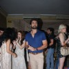 Hanif Hilal at Mika Singh's Birthday Bash