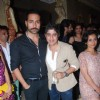 Sudhanshu Pandey, Harry Anand and Divya Dutta at Mika Singh's Birthday Bash