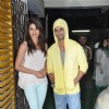Priyanka Chopra and Shahid Kapoor at Special Screening Film Teri Meri Kahaani