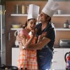 Fardeen Khan and Genelia D''Souza in Kitchen