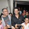 Sharman Joshi, Rajesh Mapuskar and Ritwik Sahore at Film Ferrari Ki Sawaari Kids Special Screening