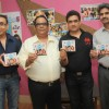Ajai Sinha, Satish Kaushik, Daboo Malik & Pramod Sharma at Launch of the Audio of Film 3 Bachelors
