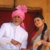 Amitabh Bachchan and Jacqueline Fernandes in Aladin movie