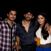 Jay Soni, Raj Singh Arora and Pooja Gor at Karan Wahi Birthday Party