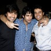 Celebs at Karan Wahi Birthday Party