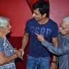Sonu Sood at the screening of the film 'Maximum'
