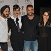 Sonam Kapoor and Abhay Deol at The Pure Concept 2012 collection
