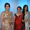 Kajol, Tanuja and Tanisha Mukherjee at Esha Deol's Wedding Reception