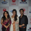 Shaina NC, Priyanka Chopra and Manish Malhotra at Pidilite CPAA fashion show Pre-Event