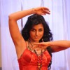 Arti Puri shooting for a dance sequence