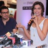 Deepika Padukone and Dinesh Vijan Unveils Melange By Lifestyle Ethnic Cocktail Film Look