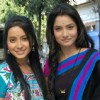 Ankita Lokhande and Asha Negi