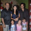 Amit Singh Thakur, Kratika Sengar and Sarwar Ahuja at Punar Vivah 100 Episode celebration