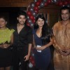 Debina Bonnerjee, Gurmeet Choudhary, Kratika Sengar at Punar Vivah 100 Episode celebration