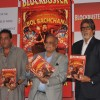 Sanjay Dutt, TP Agarwal & Amitabh Bachchan at Launch of T P Aggarwal's trade magazine 'Blockbuster'