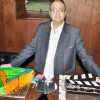 Viveck Vaswani's surprise birthday bash