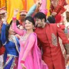 Ankita Lokhande and Hiten Tejwani Performing In Punar Vivah