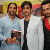 Farhan Akhtar at Crossword Juhu for Rajiv Paul Book Reading