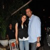 Sulaiman Merchant and Reshma Merchant at Film 'Cocktail' success party at olive bar