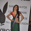 Bollywood actress Sherlyn Chopra at Playboy Press Meet in Mumbai. .