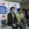 Ritesh Deshmukh & Tusshar Kapoor at Indian Idol