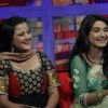 Rati Pandey with Smita Singh on movers and shakers