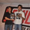 Abhishek Bachchan and Uday Chopra were spotted at the launch of Yomics