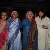 Shammi, Leela Bhansali, Daisy, Bela at poster & music launch of Shirin Farhad Ki Toh Nikal Padi