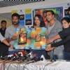 Bollywood actress Sunny Leone and Daniel come to India to promote Sunny's debut film Jism-2 directed by Pooja Bhatt. .