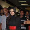 Sunny Leone comes to India from Los Angeles to promote 'Jism - 2'