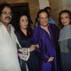 Hariharan, Ila Arun, Anup Jalota at Anup Jalota Birthday Party in Sun Villa Warli