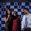 Bipasha Basu, Shagufta Rafique and Emraan Hashmi at First trailer launch of 'Raaz 3'