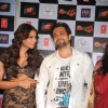 Bipasha Basu, Emraan Hashmi and Shagufta Rafique at First trailer launch of 'Raaz 3'