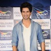 Bollywood actrors Shahid Kapoor at Dulux colour confluence event in Mumbai. .